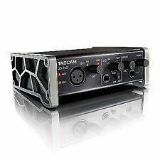 Tascam US-1x2 USB Audio Interface For Studio Recording Equipment