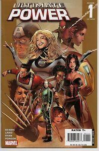 °ULTIMATE POWER #1 von 9 ° US Marvel 2006 Fantastic Four vs Squadron Supreme