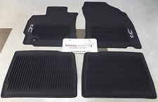 Scion tC 2014 - 2016 Factory All Weather Rubber Floor Mats Genuine OEM OE