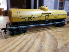 Y2 Ho Scale Train Southern Pacific Sp Tanker Yellow 58577 Horn Hook