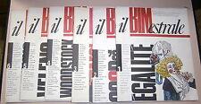 IL BIMESTRALE # Supplemento a Il Manifesto 1989 # 6 Numeri - Annata completa