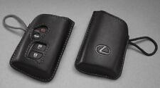 Lexus LS460 LS600HL (2013-2017) REMOTE KEY FOB GLOVES (2) BLACK NEW