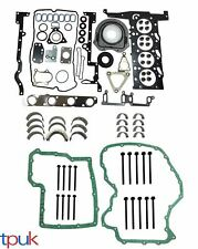 FORD TRANSIT MK7 2.4 COMPLETE ENGINE REBUILD SET & HEAD GASKET SET 2006 ON