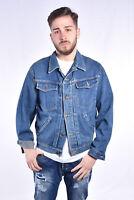 SPITFIRE Vintage Denim Jacket Giutbbotto Jeans Blu In Cotone TG S Uomo Man