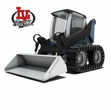 SKID STEER OVER TYRE TRACKS – TOYOTA HUSKI, BOBCAT, CASE, CAT, NEW HOLLAND,OTT'S