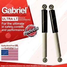 Rear Gabriel Ultra LT Shocks for NISSAN DUALIS J10 QASHQAI J11 X-TRAIL T31 T32