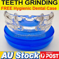 MOUTHGUARD Moldable Mouth Guard Night Bruxism Teeth Grind Grinding Clenching AU