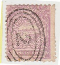 (DZ-47) 1888 NSW 1d lilac Post office no2 (V)