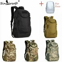 Tactical Military 25L Molle Backpack Hiking Camping Trekking laptop school Bag