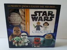Crochet Kits Star Wars Crochet by Lucy Collin Yoda Stormtrooper Brand New