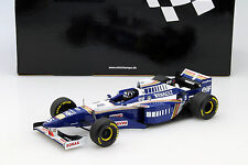 DAMON HILL WILLIAMS FW18 #5 Campeón del mundo Fórmula 1 1996 1:18 Minichamps