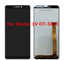 Complete LCD Display Touch Screen Assembly For Alcatel 3V 5099Y 5099A 5099D