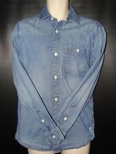 Adidas Mens Denim shirt UK 36/38