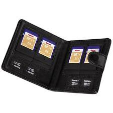 HAMA VEGAS MEMORY CARD CASE FOR 4 SD AND 4 MICRO SD CARDS 95956