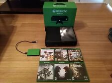 Xbox One Day One Edition 500Gb with 1Tb external hard drive 6 games
