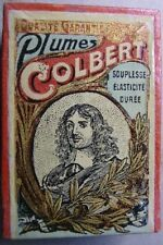 BOITE DE PLUME COLBERT / SCHREIBFEDERN SCHACHTEL / NIBS BOX