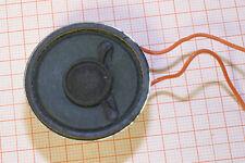 Lautsprecher 18 Ohm, 0,1W, Ø 38x15mm                                        7074