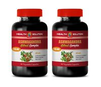 ashwagandha ginseng - ASHWAGANDHA EXTRACT 770MG - weight loss pills 2 Bottles