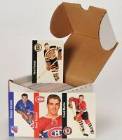 1956-57 NHL Hockey Parkhurst Missing Link Card Complete Set 1-180 Reprint 1994