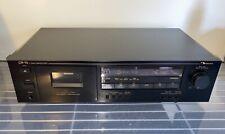 Nakamichi Cr-1A Stereo Cassette Tape Deck