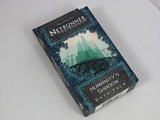 ANDROID NETRUNNER LCG HUMANITY'S SHADOW DATA PACK FANTASY FLIGHT GAMES