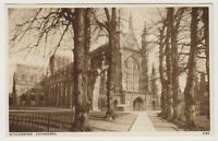 Hampshire postcard - Winchester Cathedral (A345)
