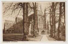 Hampshire postcard - Winchester Cathedral