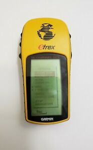 Garmin eTrex Personal Navigator 12 Channel Handheld GPS Receiver