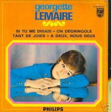 GEORGETTE LEMAIRE EP FRANCE SI TU ME DISAIS
