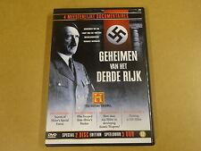 2-DISC DVD / GEHEIMEN VAN HET DERDE RIJK
