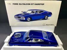 AUTOart 1:18 Ford XA Falcon GT Hardtop Blown Coupe Candy Apple Blue BRAND NEW