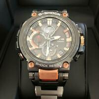 G-shock MTG-B1000TF-1AJR 35th Anniversary MAGMA OCEAN USED Rare From Japan FedEx