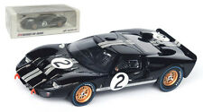 Spark 43LM66 Ford MK2 #2 Le Mans Winner 1966 - McLaren/Amon 1/43 Scale