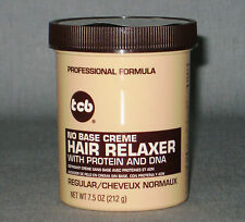 tcb - Hair Relaxer (Regular) - Glättungscreme mit Protein und DNA - mild - 212 g