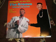 "D J  jazzy Jeff/Fresh Prince 12"" The Groove"