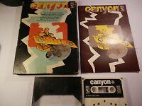 RARE CANYON BBC SOFT BBC Micro / Acorn Electron Cassette Game 1983