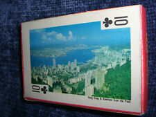 Vintage HONG KONG Pictures Playing Cards Many Scenes KOWLOON Complete Deck