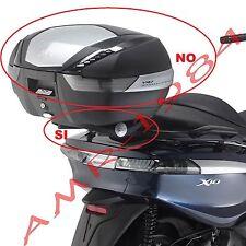 STAFFE PORTAPACCHI MONOKEY PIAGGIO X10 125 350 500  2012  SR5604