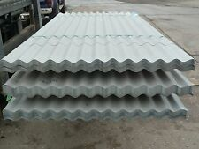 CORRUGATED PVC PLASTISOL COATED TIN ROOFING SHEETS IN DORSET