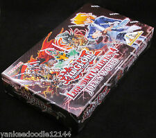 Yugioh TCG Legendary Collection 4 Joey's World Factory Sealed Box