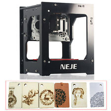 NEJE 1500mw SB Laser Engraver Printer Carver DIY Engraving Cutting Machine AU