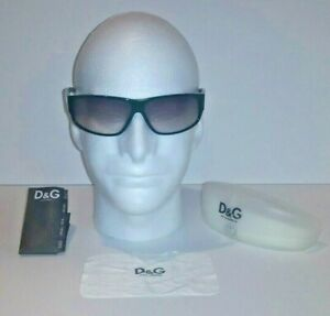 Dolce & Gabbana Sun Glasses D&G with Authentic Case, Cloth & Manual