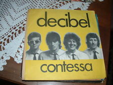 "DECIBEL ( Ruggeri) "" CONTESSA "" ITALY'80"