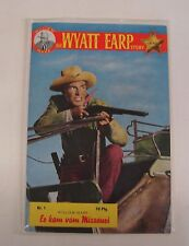 Wyatt Earp Story (Kelter, 1961-68) Nr. 1-284 kpl. (Z1-)