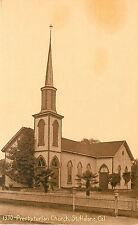 Vintage Postcard Presbyterian Church St. Helena CA Napa County Mitchell Publ.