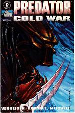 PREDATOR COLD WAR LOT #1-3 1991 VF/NM DARK HORSE VERHEIDEN RANDALL MITCHELL
