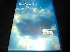 New Order - Finsbury Park 9th June / New Order 511 Dvd