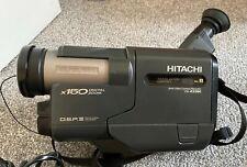 Hitachi Hi-8 Video Camera - VGC (VM-E338E) Tested