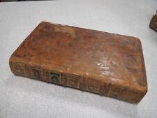 MEMOIRES DE MAXIMILIEN DE BETHUNE DUC DE SULLY TOME 5 1778 *
