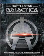 Battlestar Galactica: The Remastered Collection [Blu-ray] New Dvd! Ships Fast!